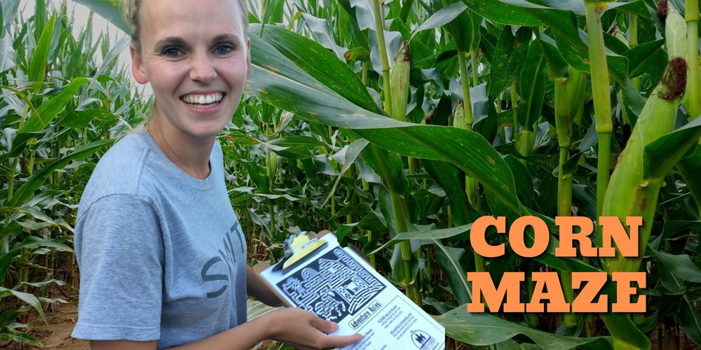 Rounds Ranch Corn Maze