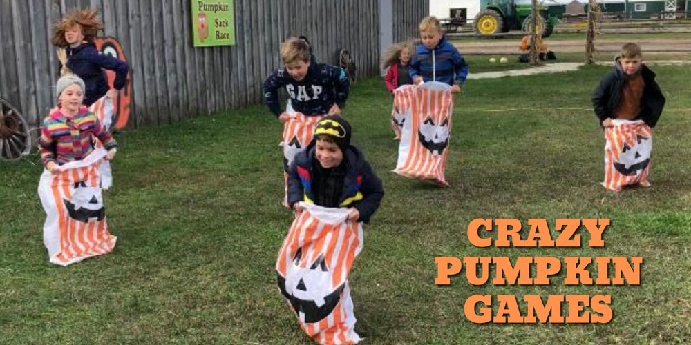 Rounds Ranch Crazy Pumpkin Games