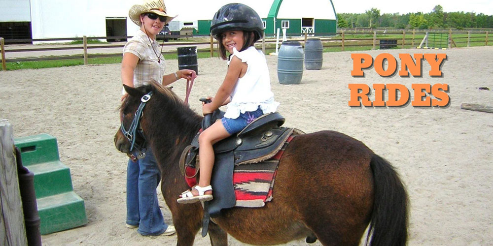 Rounds Ranch Pony Rides