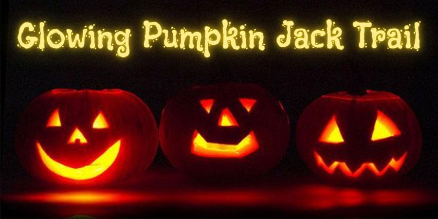 Glowing Pumpkin Jack Trail