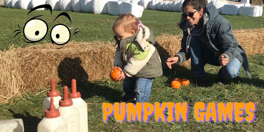 Pumpkin Mania Games