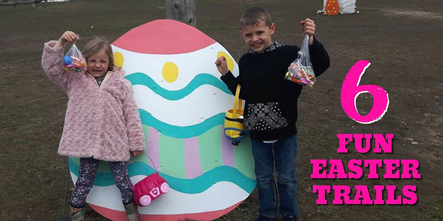 Rounds Ranch Easter Egg Hunt