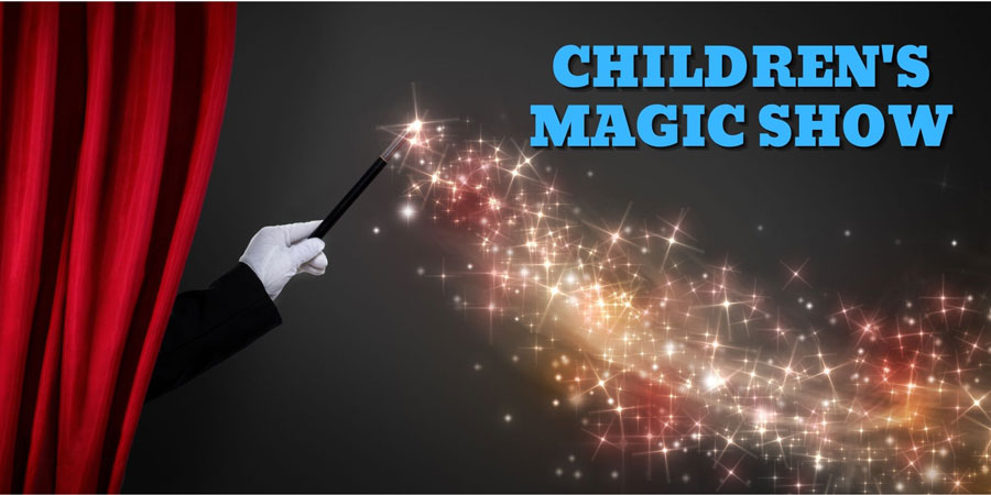 Children's Magic Show at Rounds Ranch