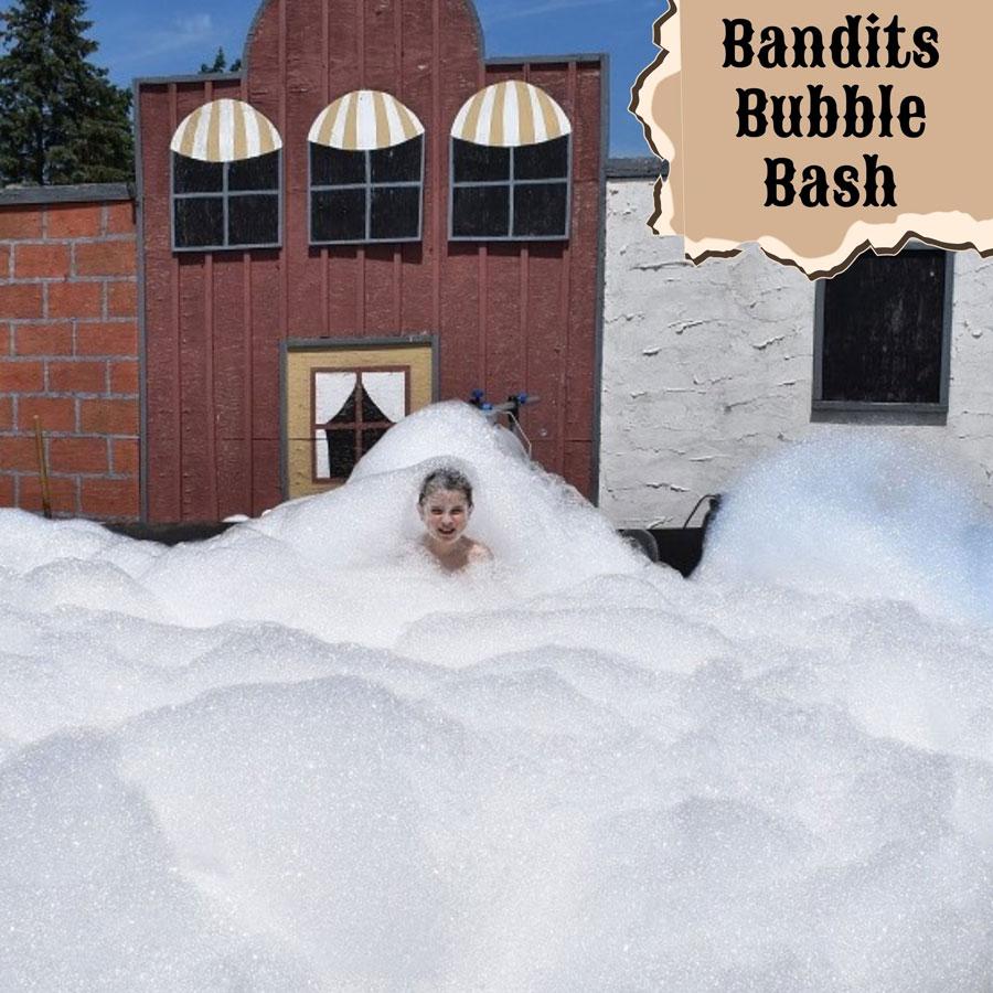 Bandits Bubble Bash