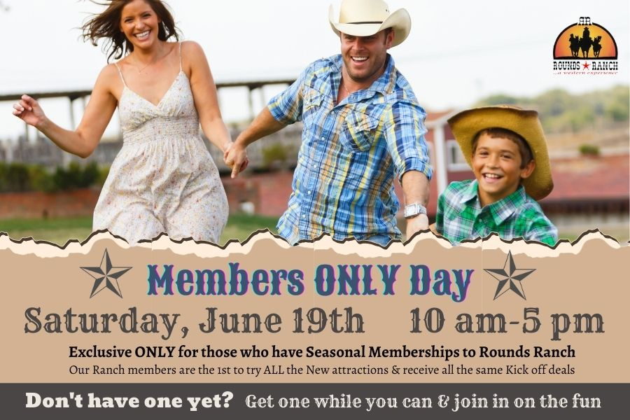Members' Only Day