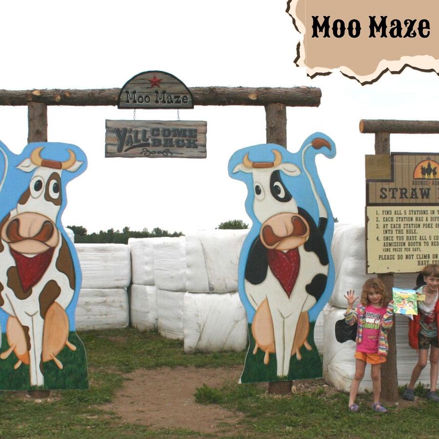 Moo Maze
