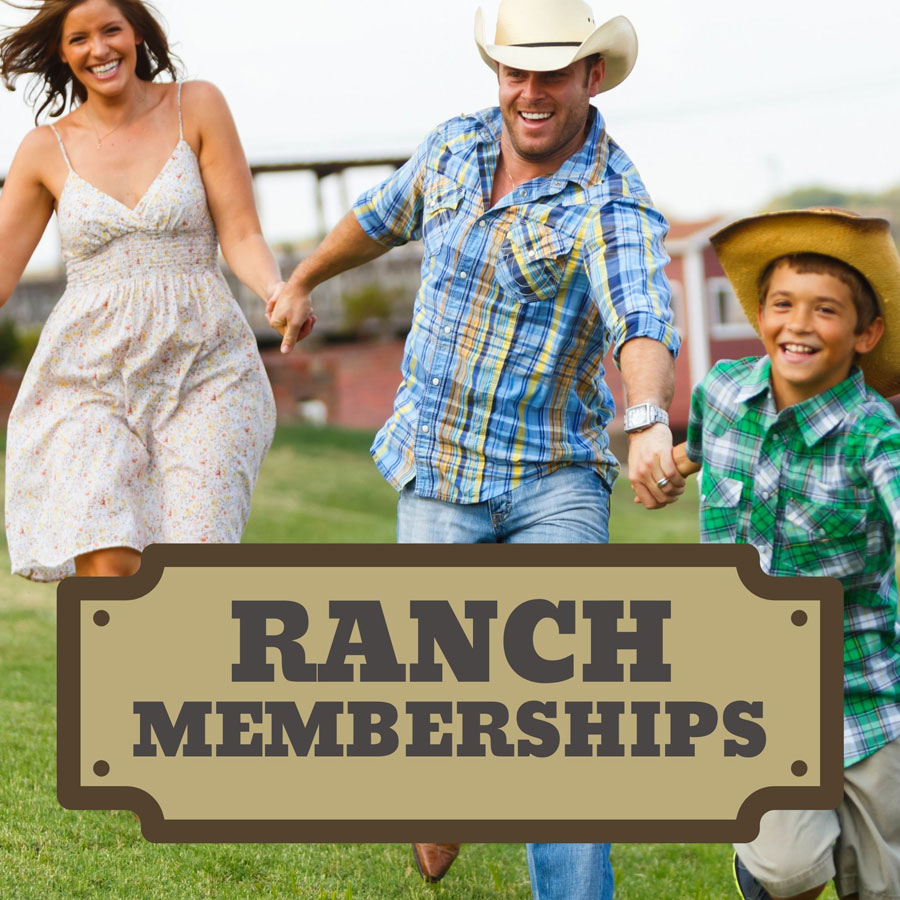 Rounds Ranch Memberships