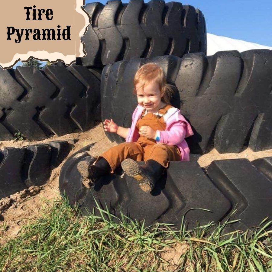 Tire Pyramid