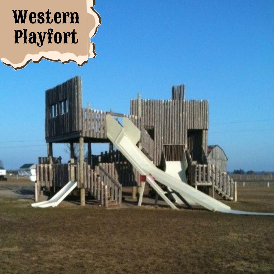Western Playfort