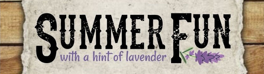 Summer Fun with a hint of Lavender