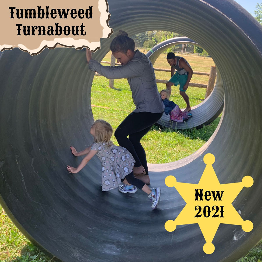 Tumbleweed Turnabout
